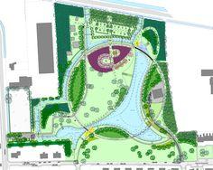 Ontwerp Hugo de Grootpark Oude Pekela
