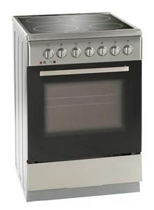 CLASSIQUE 60cm STAINLESS STEEL FREESTANDING OVEN WITH CERAMIC TOP - CLFSC60SS