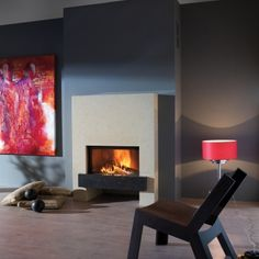 Heat Pure 70, Kal Fire woodburners, Fireplaces Dublin, Kal-Fire Fireplaces Ireland, Kal-Fire Woodburning Fires, Kal Fire Fireplace Agent Ire...