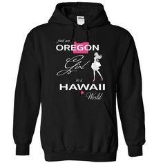 OREGON GIRL IN HAWAII WORLD