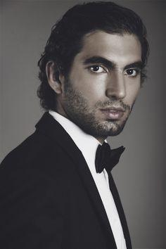 Luis Cortes, Mexican Model.