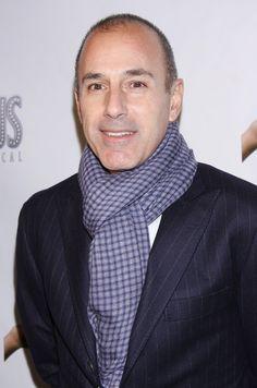 Matt Lauer to Replace Alex Trebek as Host of Jeopardy?