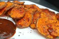 HealthingYou.com ..   Chipotle Barbecue Sweet Potato Fries :