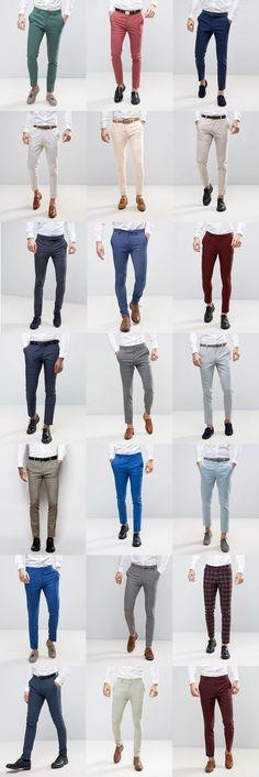 21 ASOS Wedding skinny suit pants for guys #luxurydesignerhandbags