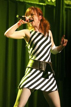 Shirley Manson, Garbage   The reason I always wanted to be a singer <3
