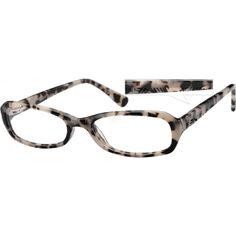 16969883c938 Tortoiseshell Rectangle Glasses  611635