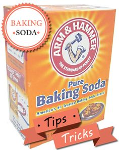 Baking Soda – Where and how to use ! House Cleaning Tips, Diy Cleaning Products, Cleaning Solutions, Cleaning Hacks, Cleaning Supplies, Cleaners Homemade, Diy Cleaners, How To Clean Furniture, Furniture Cleaning