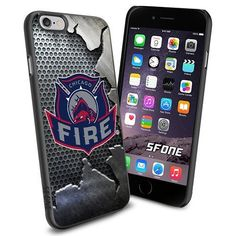 Chicago Fire MLS Iron Logo WADE6541 Soccer iPhone 6 4.7 inch Case Protection Black Rubber Cover Protector WADE CASE http://www.amazon.com/dp/B0141VNX0C/ref=cm_sw_r_pi_dp_r0WBwb0RTGCFF