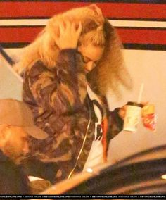 United front: Beyonce and Jay Z touched down in LA via private jet on Wednesday, making their way through Van Nuys Airport with Blue Ivy, five, and twins Sir and Rumi, six months Beyonce Knowles Carter, Beyonce And Jay Z, Queen Bee Beyonce, 19 Kids And Counting, Van Nuys, Online Photo Gallery, Blue Ivy, Pet Travel, Private Jet