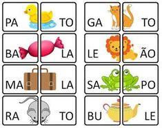 b7047cf7b3 Atividades De Alfabetização Pré-escolar