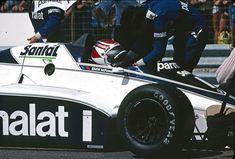 NELSON PIQUET #F1 #Formula1 #GrandPrix #GrandPrixF1 #Brahbam #CanonWilliams #HondaWilliams #BennetonFord #McLarenFord #McLaren http://www.snaplap.net/driver/nelson-piquet/