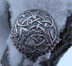 viking brooche