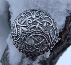 viking brooche