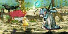 Child of Light trailer shows off the world - New Child of Light trailer gives us a tour of Lemuria, the world. While stunning, is it the trailer that we need?