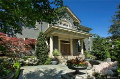 c. 1905  5 bedrooms/7 baths  10,416 sq ft. $8,900,000 Landmark 1905 Georgian Revival home, meticulously restored & updated. Situated on a one-third acre lot with beautifully landscaped groun…