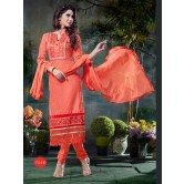 orange-color-floral-embroidery-worked-cotton-brasso-designer-straight-cut-suit-online-shopping-via-the-ethnic-station