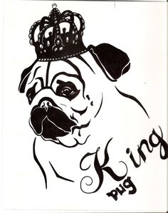 Kids Coloring Sheet  Printable Coloring Pages for Kids  Pugs