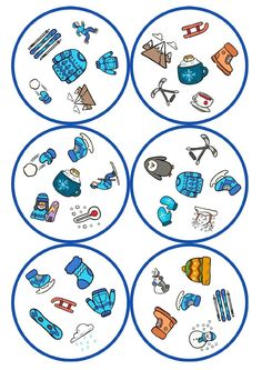 juego de mesa dobble motivos llega el frio -Orientacion Andujar Preschool Learning, Preschool Activities, Community Helpers Preschool, Circle Game, Arctic Animals, Baby Games, Winter Activities, Interactive Notebooks, Cool Baby Stuff