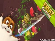 Fruit Slasher 3D  Android Game - playslack.com , Fruit Slasher 3D - this interesting fruit slasher won't allow you to begin missing anywhere and anytime. To separate fruit on your slab? Easily! a humorous game will assist you to lukewarm up fingers cheerfully. It is essential only to supervise to mangle flying-up apples, herbs, herbs, mango, food and other yum-yum in time and not to allow them to plummet. But be cautious and don't touch a rodent!