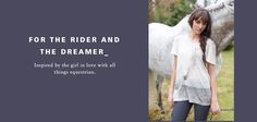 AE SS15 Campaign | Quality Riding Apparel & Clothing