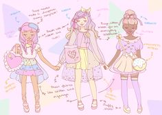' ✧.♡ pixielocks ♡.✧ ': ♡ PARTY-KEI INTRODUCTION/STYLE GUIDE ♡ Pixie Creates a Style?!