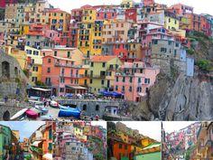 Cinque Terre, Times Square, Highlights, Italy, Travel, Italia, Viajes, Luminizer, Destinations