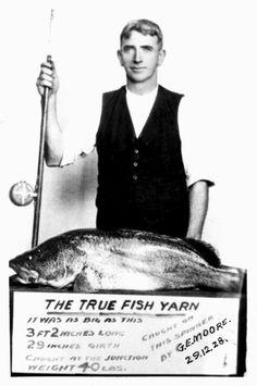 Gordy Moore (1885 - 1967) #Wangarattahistory #genealogy
