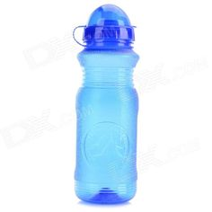 BETO WB-212 Flavorless Portable Bike Cycling PP Water Bottle - Blue (650ml) Price: $6.48