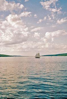 Finger Lakes, NY.