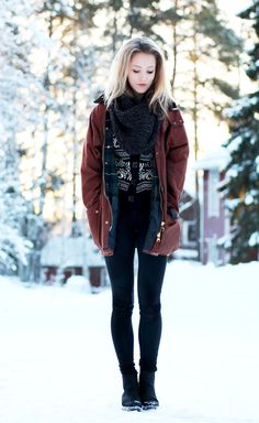 Winter Outfit (can't wait for winter!!!)
