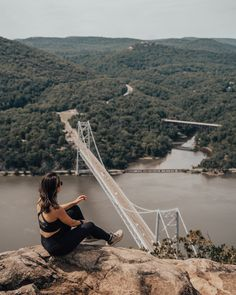 Hudson Valley, New York: Top 10 best NYC road trip destinations. From a lakeside weekend getaway in the Adirondack Mountains to a food-filled trip to Montreal, read on for 10 epic ideas for road trips from NYC in any season.   New York City Road Trips   Road Trips From NYC   Best Road Trips Upstate New York   Best Road Trips From New York   Road Trip Ideas NYC Adirondack Mountains, Road Trip Destinations, City Road, Hudson Valley, Weekend Getaways, Golden Gate Bridge, Hiking, Around The Worlds, Nyc