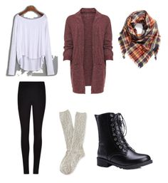 """""""Fall"""" by kduffy-1 on Polyvore featuring WearAll, Winser London, BP., Aéropostale and plus size clothing"""