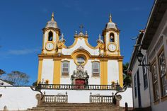 Igreja Matriz de Santo Antônio - Tiradentes MG