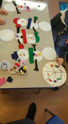 Build a Snowman game Frozen Themed Birthday Party, Birthday Party Themes, Birthday Ideas, Christmas Activities For Kids, Christmas Party Games, Preschool Winter, Preschool Classroom, Winter Parties, Holiday Parties