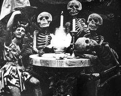 Halloween Fun Time - Antique Halloween