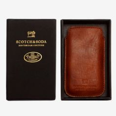 Scotch & Soda iPhone case - loved this until it was stolen :-(