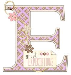 E Welcome Home Baby (Crazy 4 Monograms)