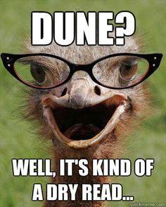 Dune, Memes and Lol on Pinterest