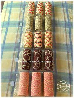 Swiss rolls