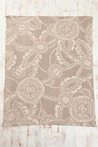 5x7 Lace Medallion Rug from Urban Outfitters- upstairs maybe?