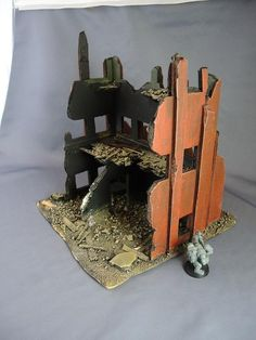 My Terrain (PIC heavy) - Forum - DakkaDakka | Its all good until someone loses a bionic eye.