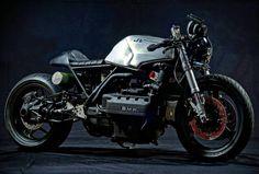 K 1100 Turbo JV Perfomances - RocketGarage - Cafe Racer Magazine