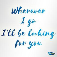 One Republic - Wherever I go #quotes #songlyrics #music #muziek #songtekst…
