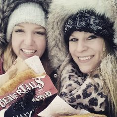 We have the best fans :) #BeaverTails via @klpks6 on IG