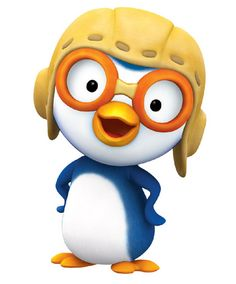 Pororo the Little Penguin, a Korean computer-animated series created in 2003 by Iconix Entertainment featuring the adventures of Pororo and his friends who live in the snowy village of Porong Porong Forest, who often encounter challenges and learn practical and moral lessons along the way. There is a Pororo themed park @ Lotte World in Korea.