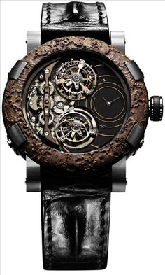 Romain Jerome Day & Night II Watch