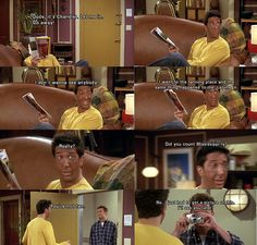 One of my favorite episodes! Hahahahaha I cannot stop laughing!!!!