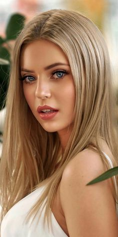 Most Beautiful Faces, Gorgeous Eyes, Top 10 Beautiful Women, Beautiful Blonde Girl, Beautiful Girl Image, Beauty Full Girl, Beauty Women, Brunette Beauty, Hair Beauty