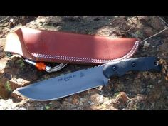 TOPS Tex Creek XL Review - with Andre from Survival Zone Africa Survival, Africa, Tops