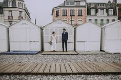 Brides french beach wedding session